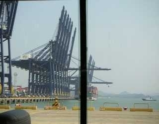 Yantian International Container Terminals (China)